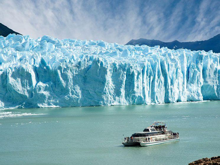 Tour por La Patagonia Argentina - Glaciar Upsala