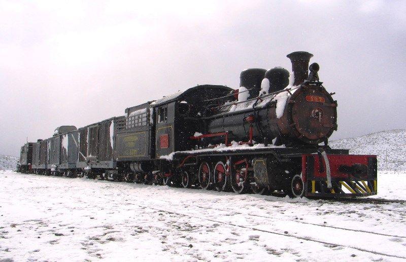 Tour por La Patagonia Argentina - Tren