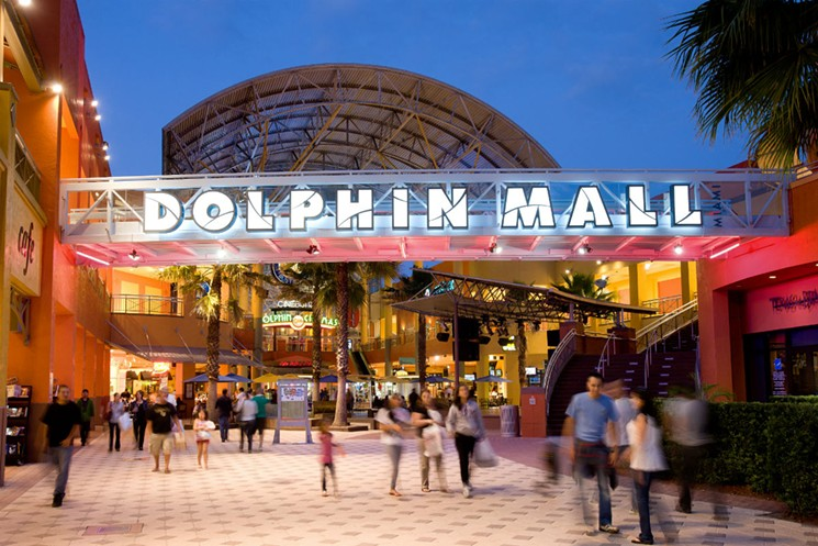 10 días en Miami - Dolphin Mall