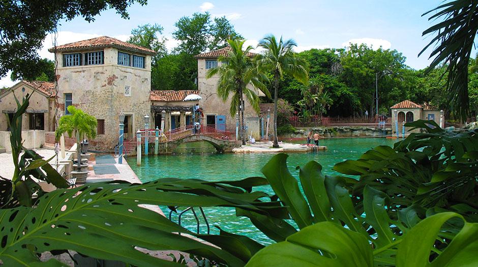 10 días en Miami - Venetian Pool