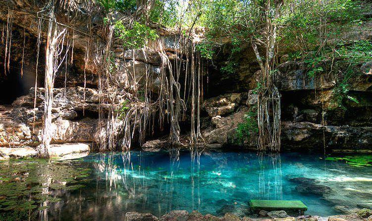 7 días en México - Cenote X-Batún