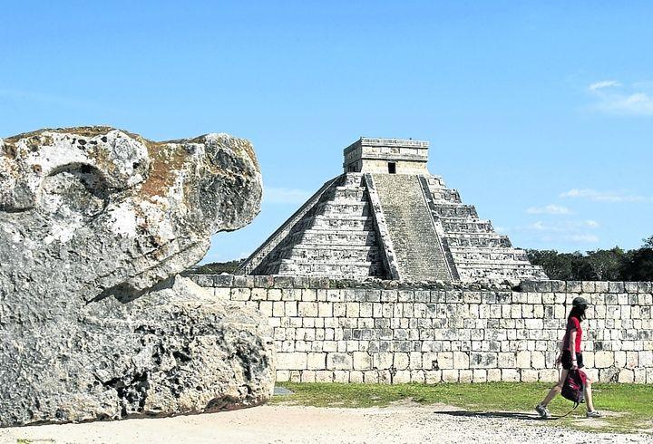 7 días en México - Portada