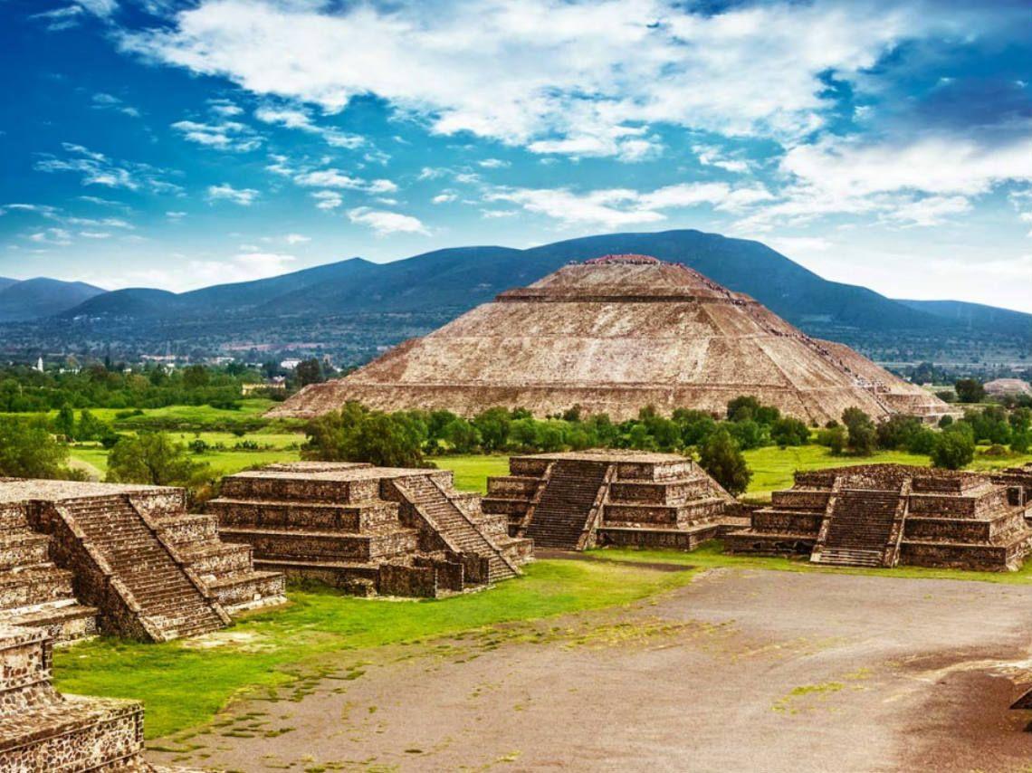 7 días en México - Teotihuacan
