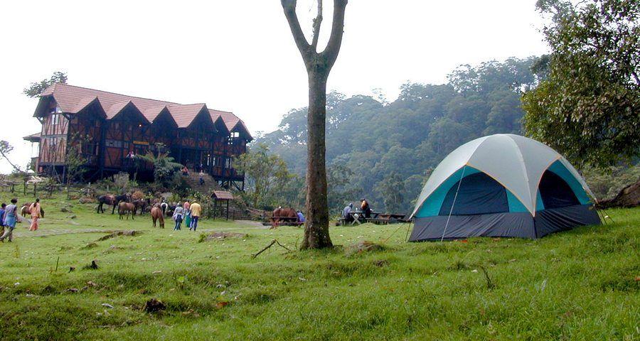 Trekking en Colombia - Parque Nacional Chicaque