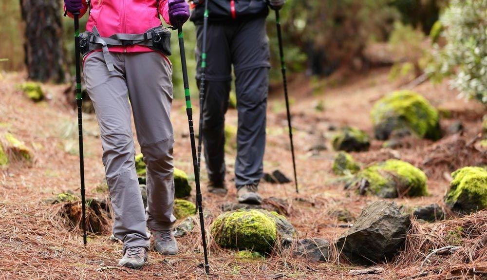 Trekking en Colombia - Personas Caminando