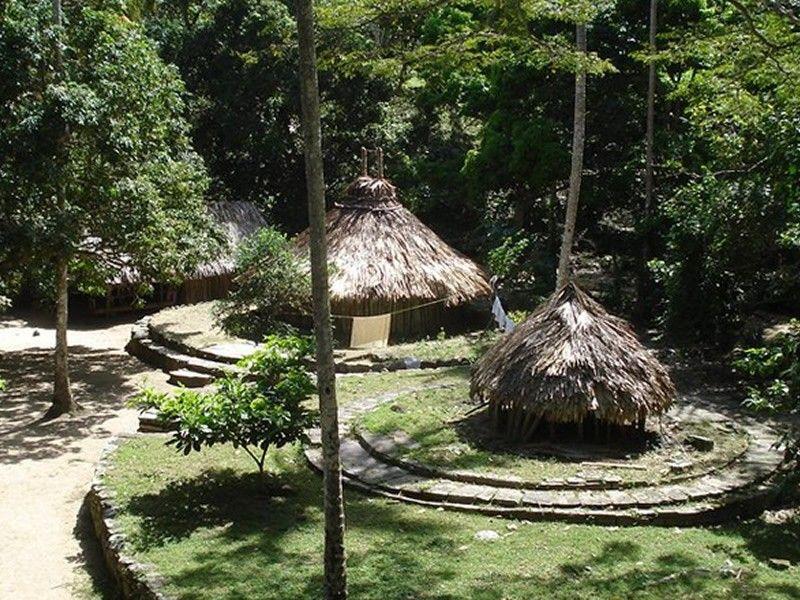 Trekking en Colombia - Pueblito Tayrona