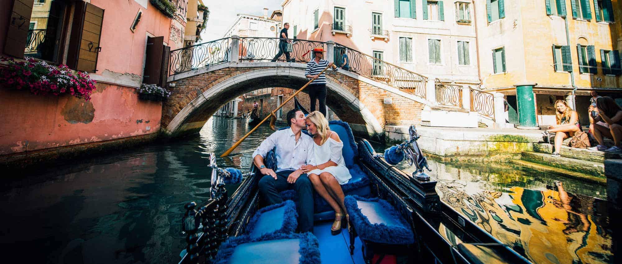 Destinos para Disfrutar en San Valentin - Alquiler de Carros en Italia