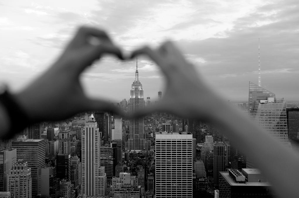 Destinos para disfrutar en San Valentín - Alquiler de Carros en New York