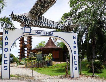 Pueblos en Antioquia - Hacienda Napoles