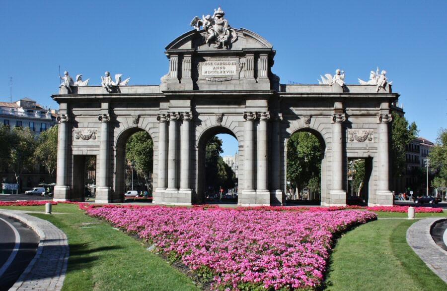 Renta Car - Destinos internacionales para Semana Santa - Madrid