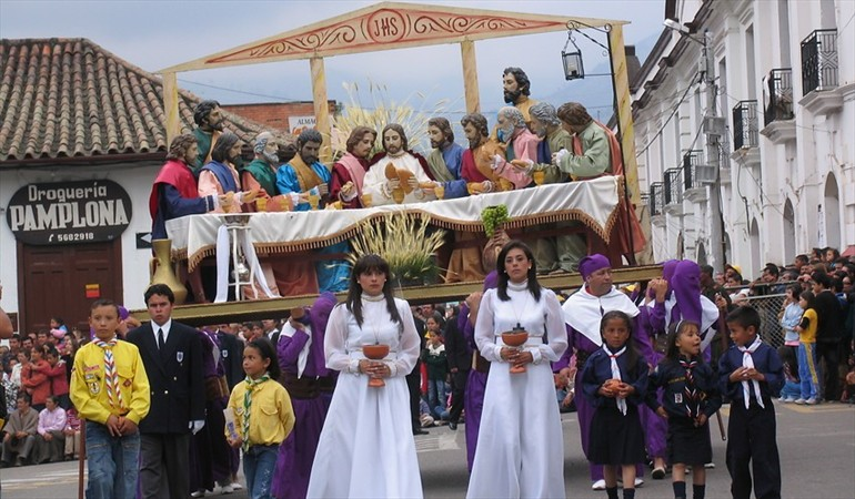 Renta Car Cucuta Semana Santa por Colombia - Pamplona