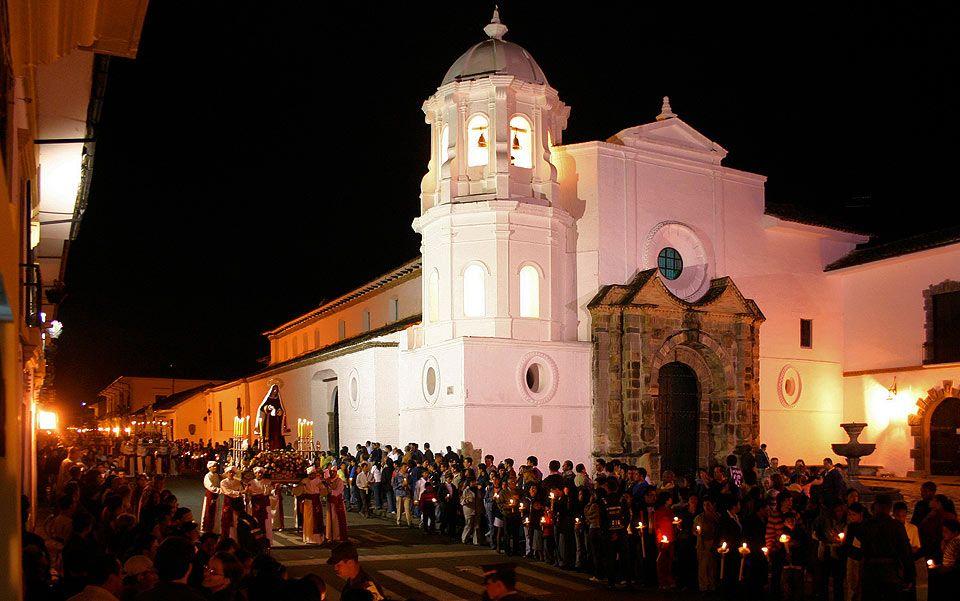 Renta Car Cali Semana Santa por Colombia - Popayan