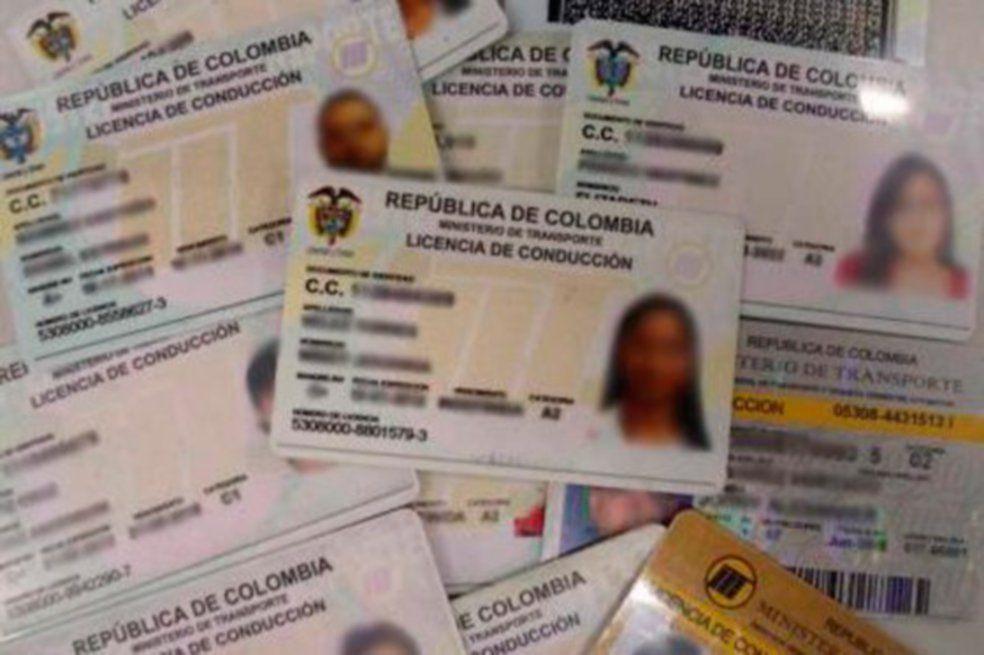 Examen de conducción - Licencia