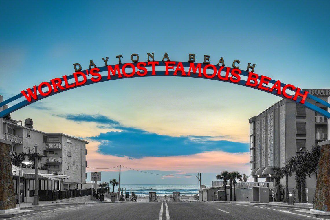 Renta de Coches Miami - Las mejores playas en Florida - Daytona Beach