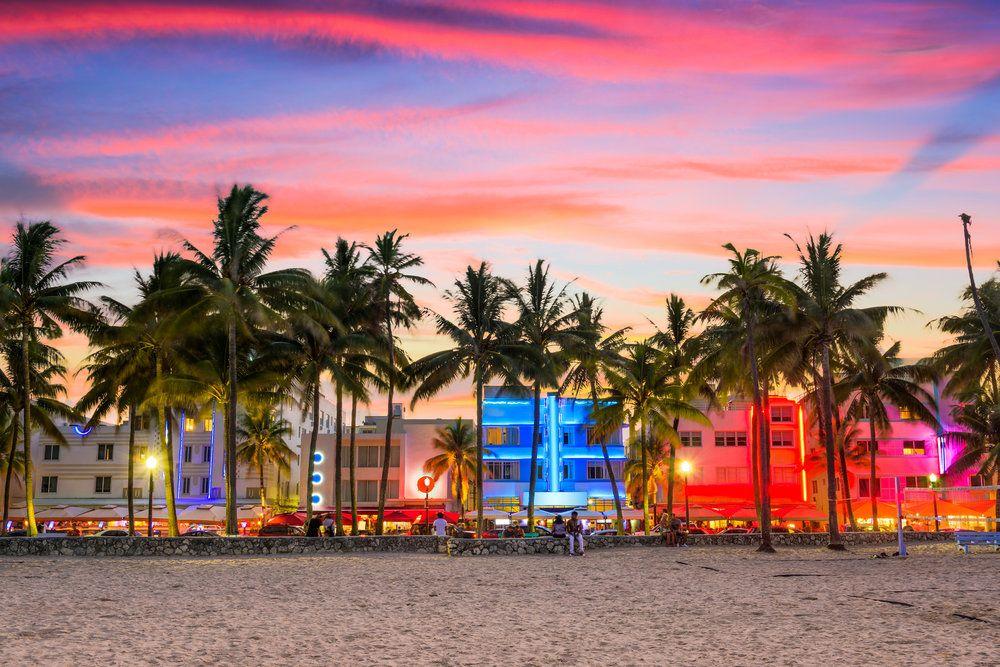 Renta de Autos Miami - Las mejores playas en Florida - South Beach
