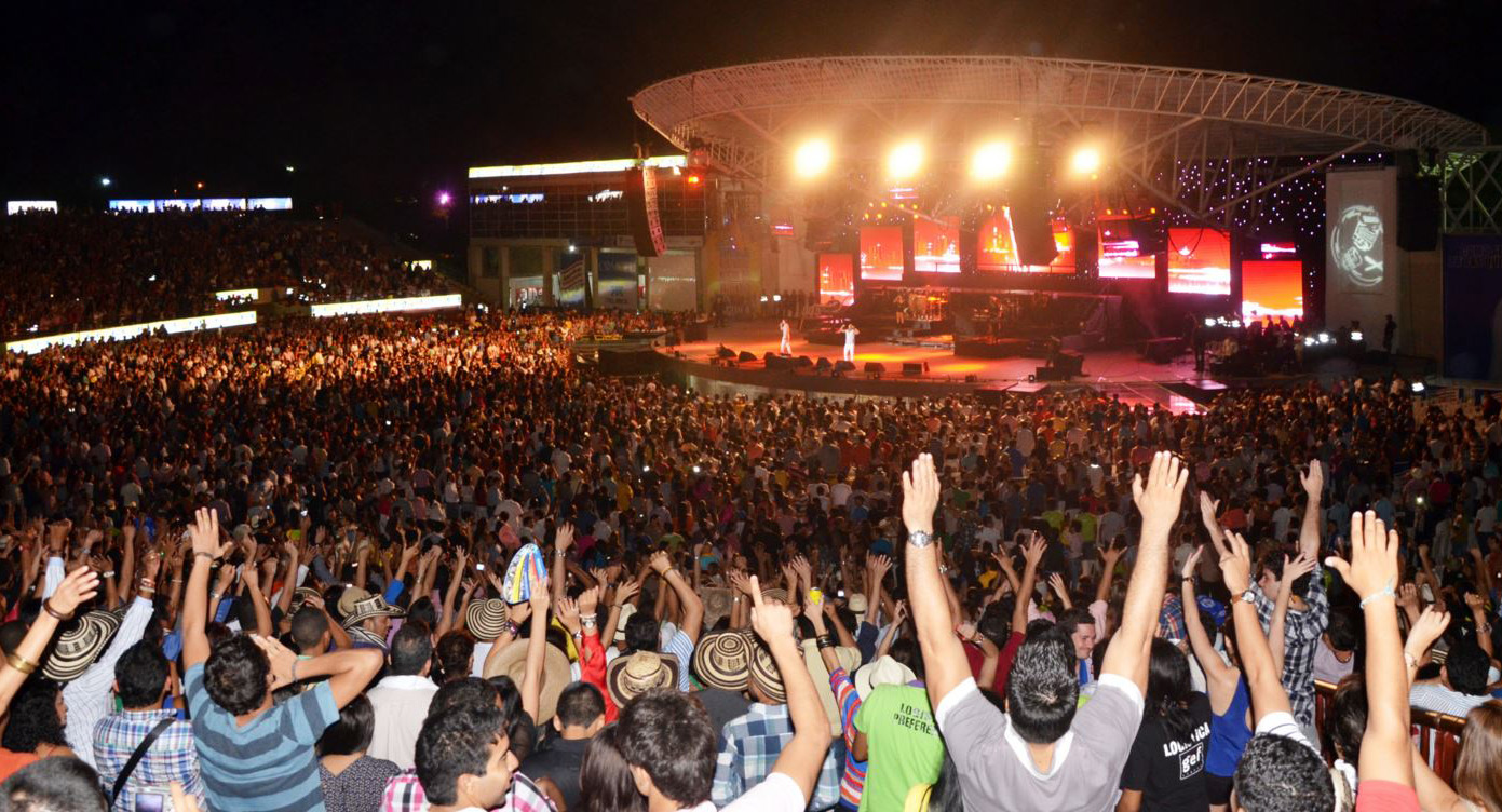 """Festival-Vallenato-en-Valledupar - Parque de la Leyenda Vallenata """"Consuelo Araujo Noguera"""""""