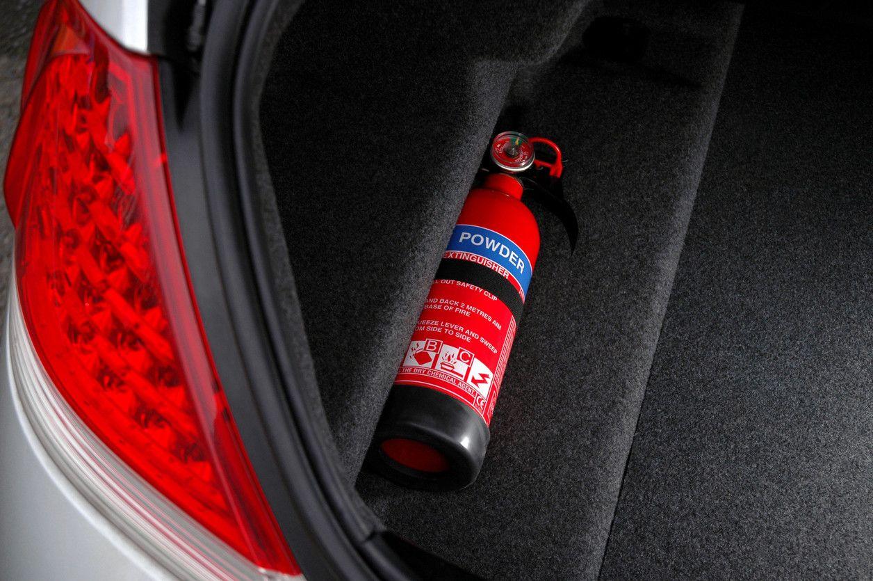 Kit de carretera - extintor