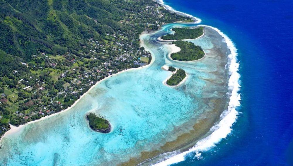 Destinos internacionales más baratos para viajar - Islas Cook