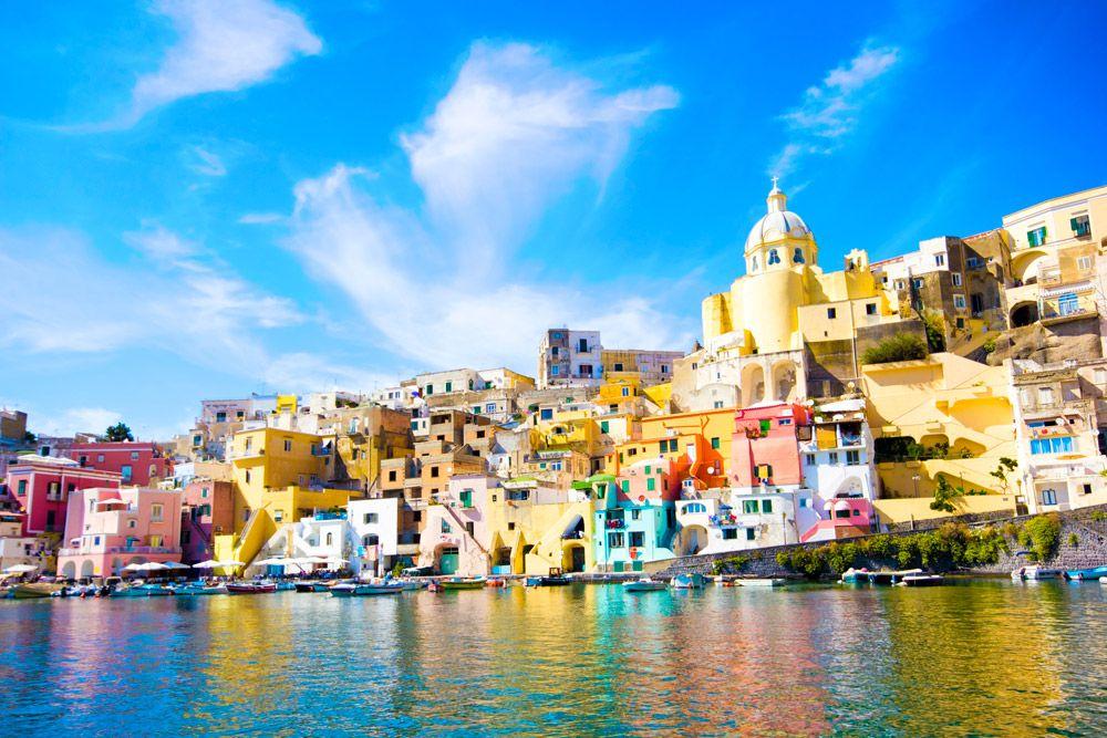 Destinos internacionales más baratos para viajar - Napoles