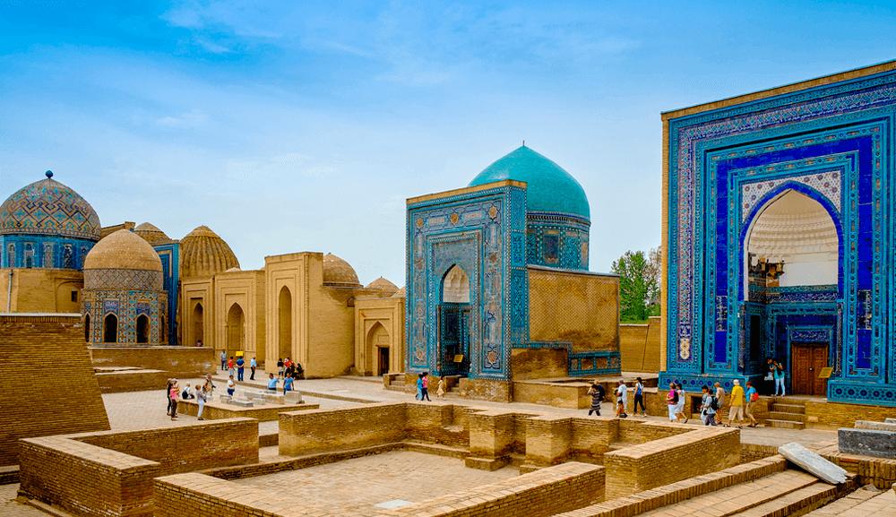 Destinos internacionales más baratos para viajar - Uzbekistán