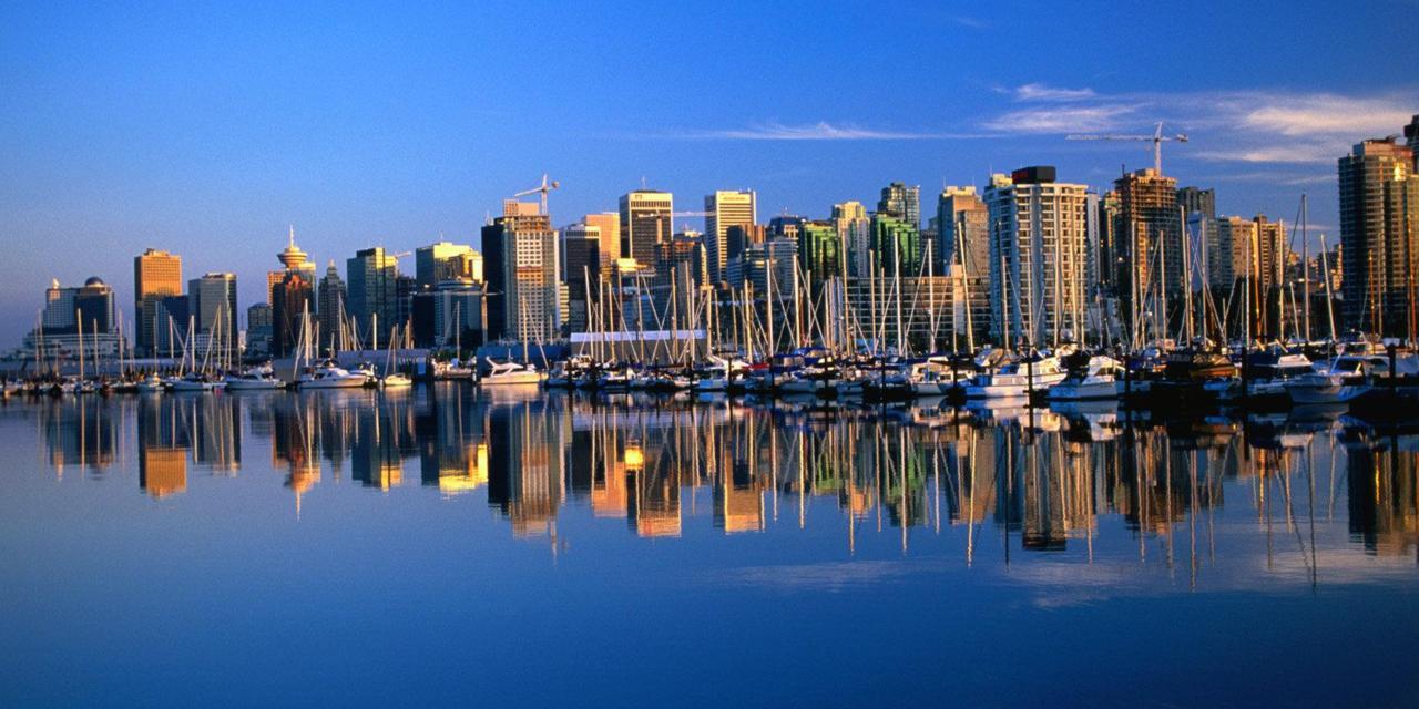 Destinos internacionales más baratos para viajar - Vancouver