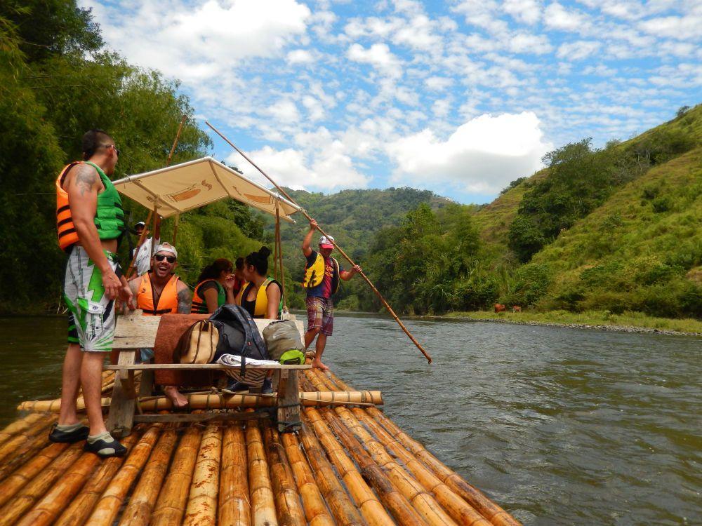 Turismo de aventura en Colombia - Balsaje2