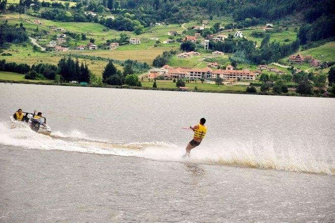 Turismo de aventura en Colombia - Paipa