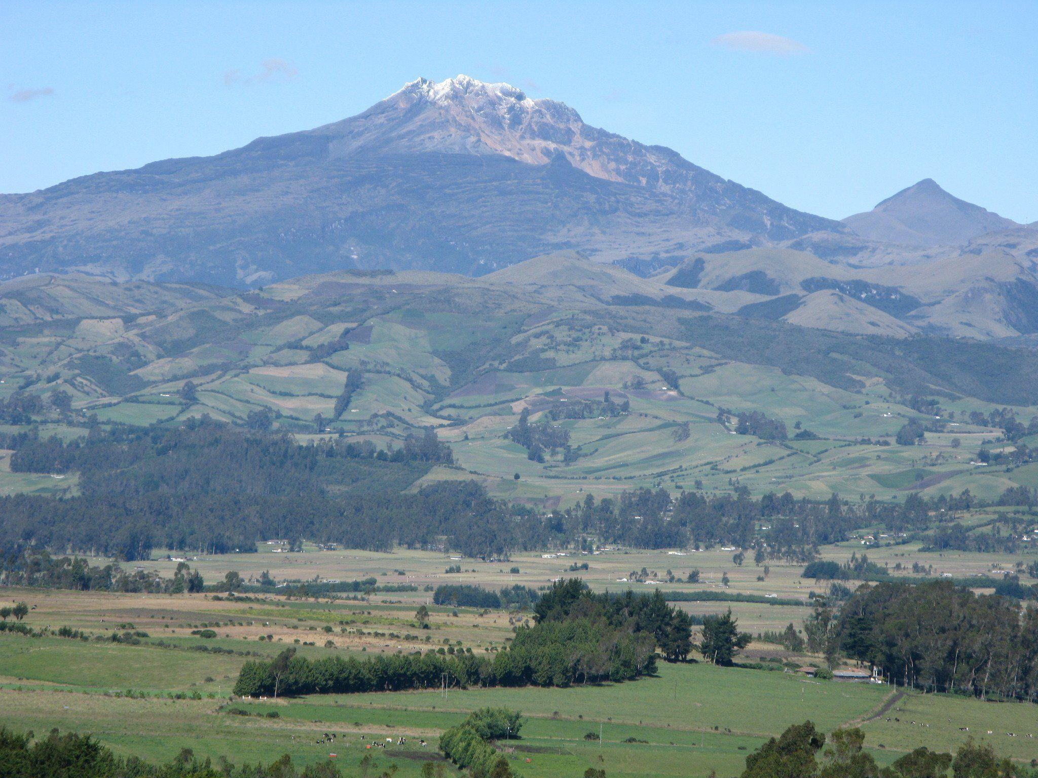 Turismo de aventura en Colombia - Volcan de Chiles