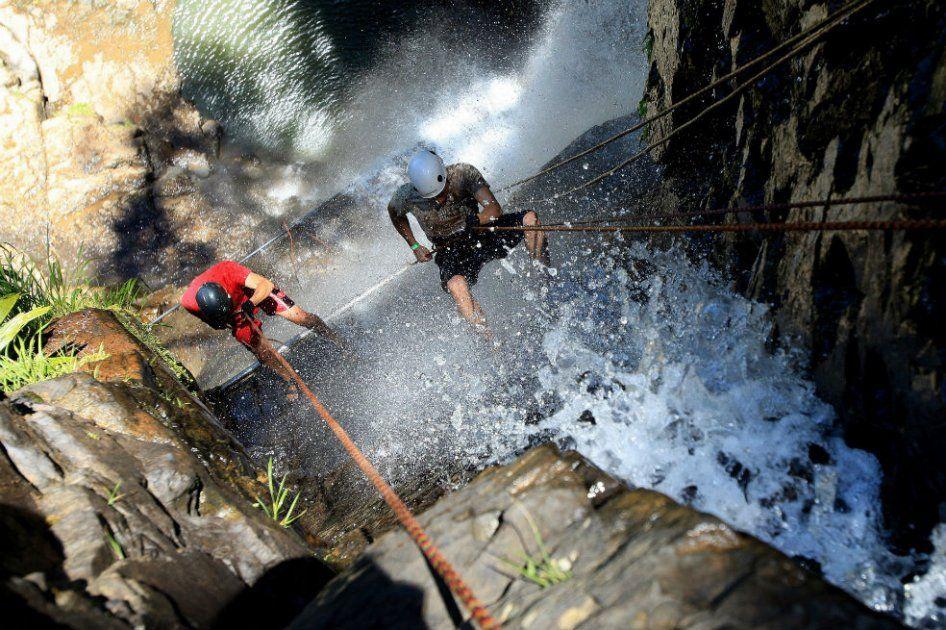 Turismo de aventura en Colombia