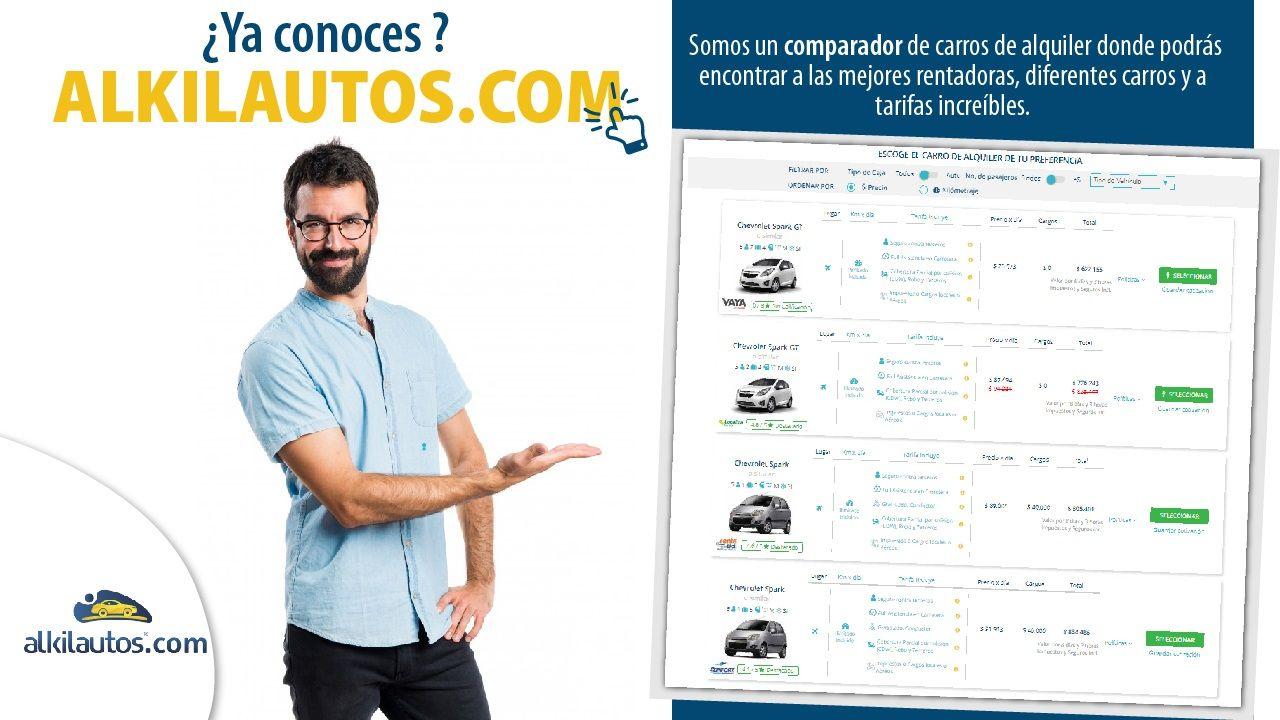 Alkilautos - Alquiler de Carros en Colombia