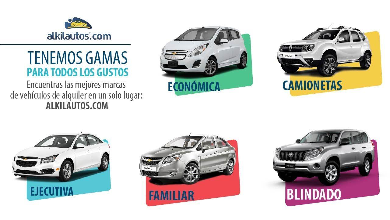 Rutas para viajar por Colombia - Carros de Alquiler en Colombia