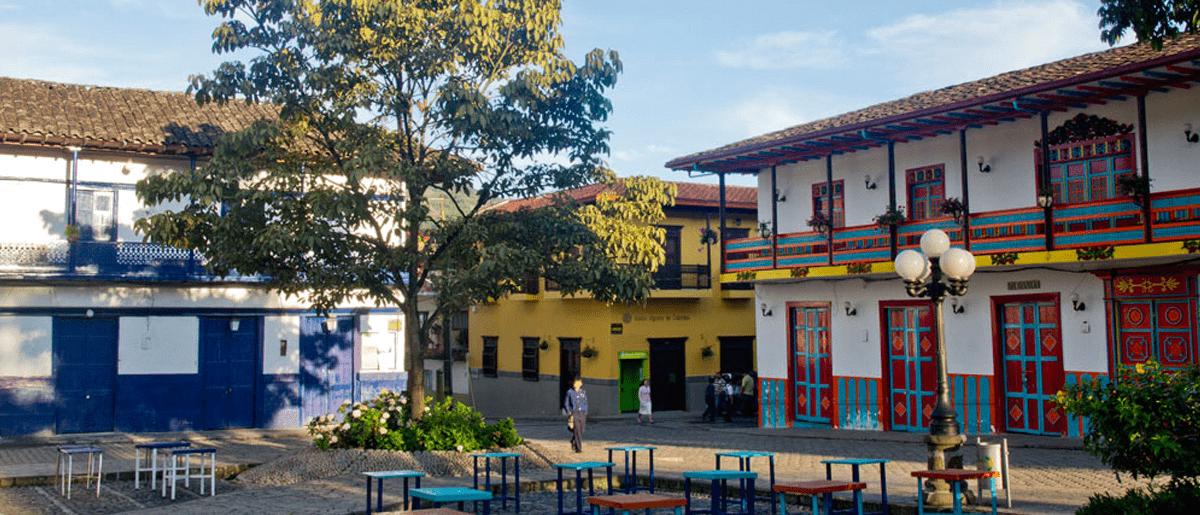 Rutas para viajar por Colombia - Ruta Antioqueña