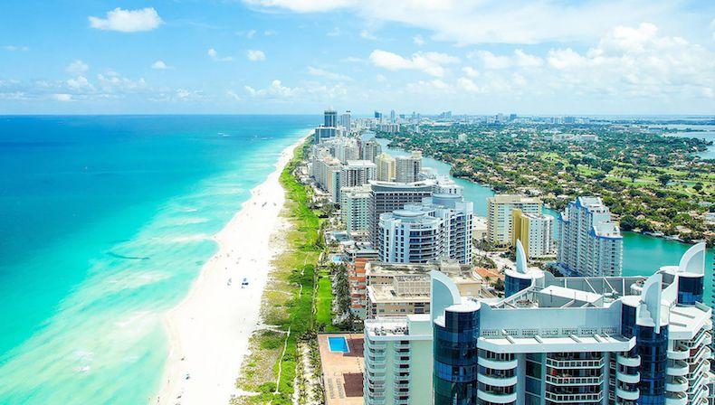 Renta de Autos en Miami - Destinos internacionales para viajar con mama