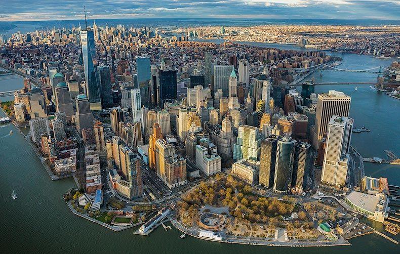 Renta de Autos en New York - Destinos internacionales para viajar con mama