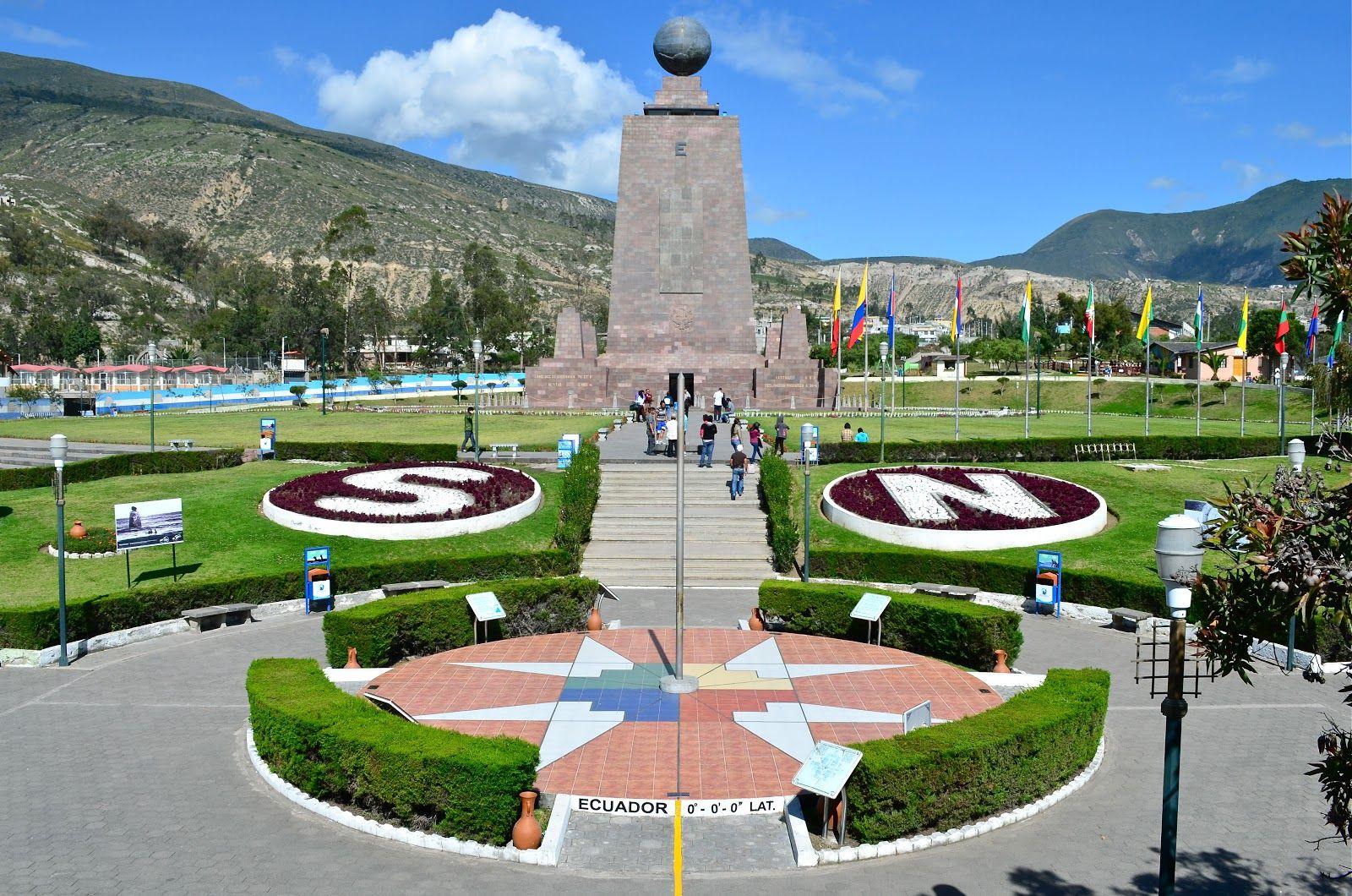 ¿Qué hacer en Quito? - Ciudad mitad del mundo