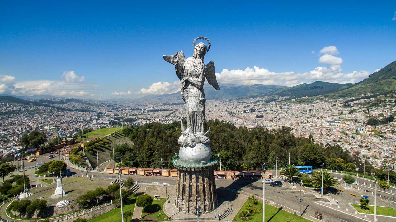 ¿Qué hacer en Quito? - El Panecillo y la Virgen del Panecillo