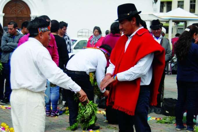 ¿Qué hacer en Quito? - Hierbatero