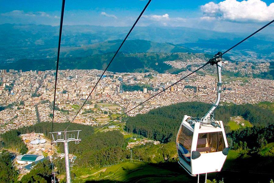 ¿Qué hacer en Quito? - Teleferiqo