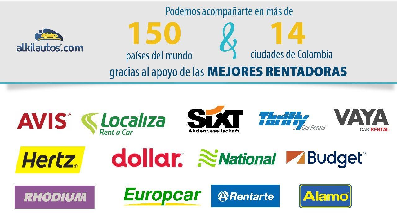 Alquiler de Carros en Quito - Rentadoras en Latinoamerica