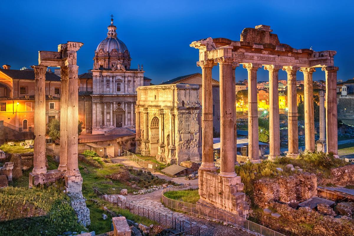 Destinos para viajar con papá - Renta de Autos en Roma