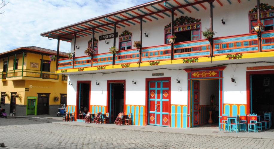 Destinos para viajar con papá - Santa Fe de Antioquia