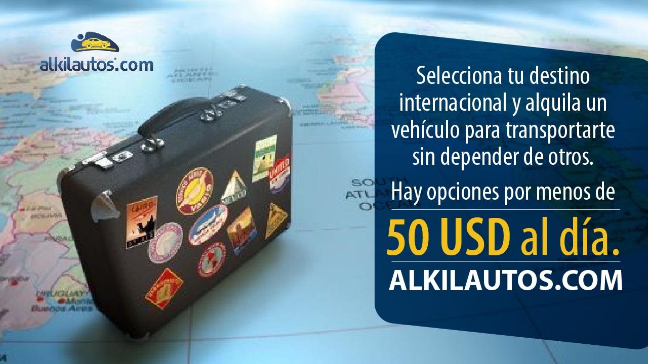 Viajes Internacional - Alquiler de Carros