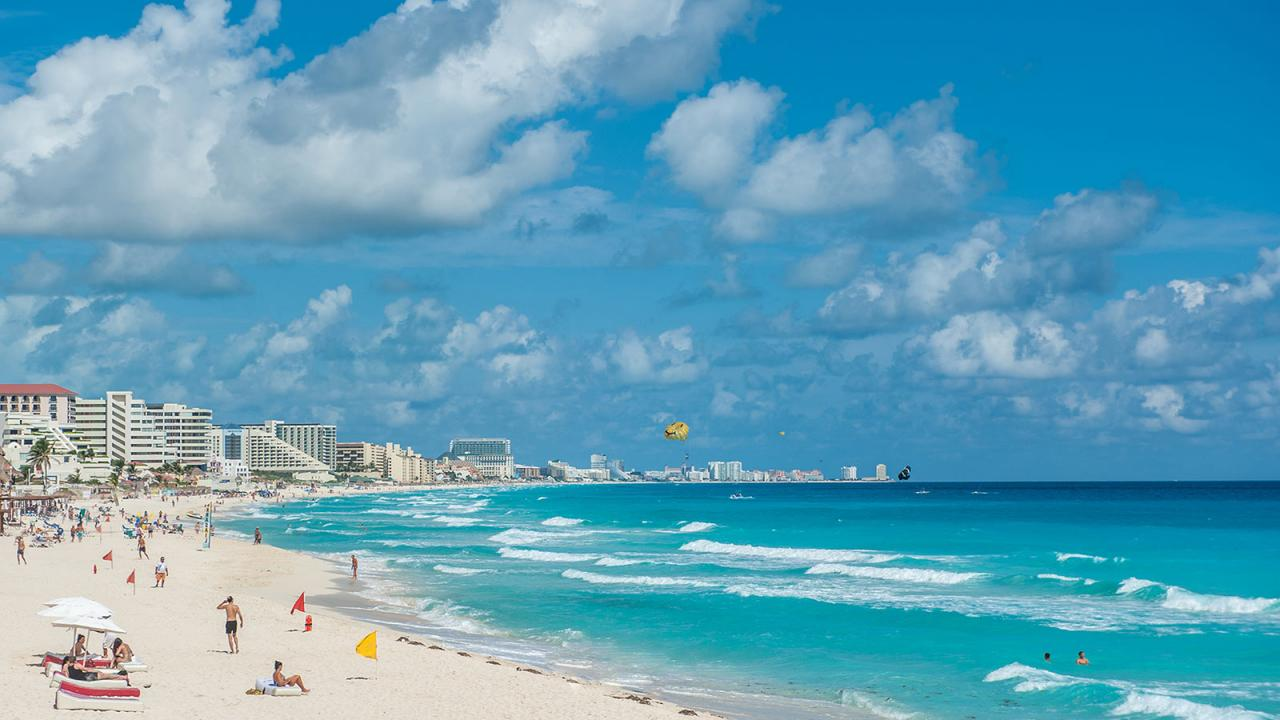 Planificar-un-itinerario-de-viaje - Cancun