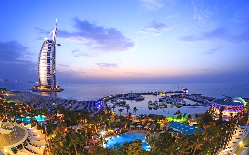 Destinos internacionales baratos para viajar cada mes - Dubai