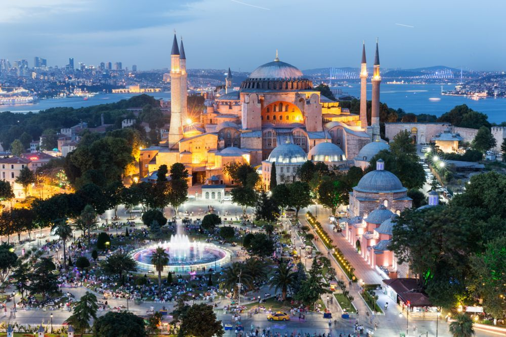 Planificar-un-itinerario-de-viaje - Estambul