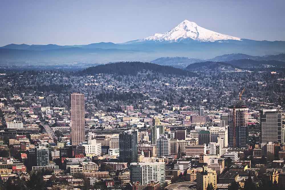 Destinos internacionales baratos para viajar cada mes - Portland