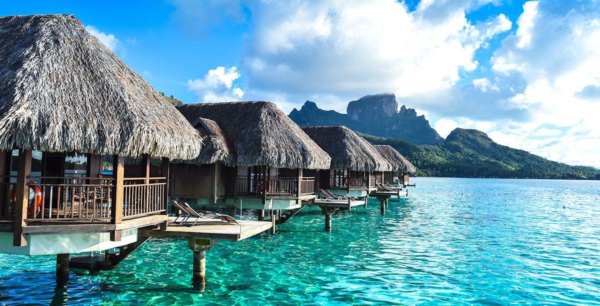 Destinos internacionales baratos para viajar cada mes - Tahiti