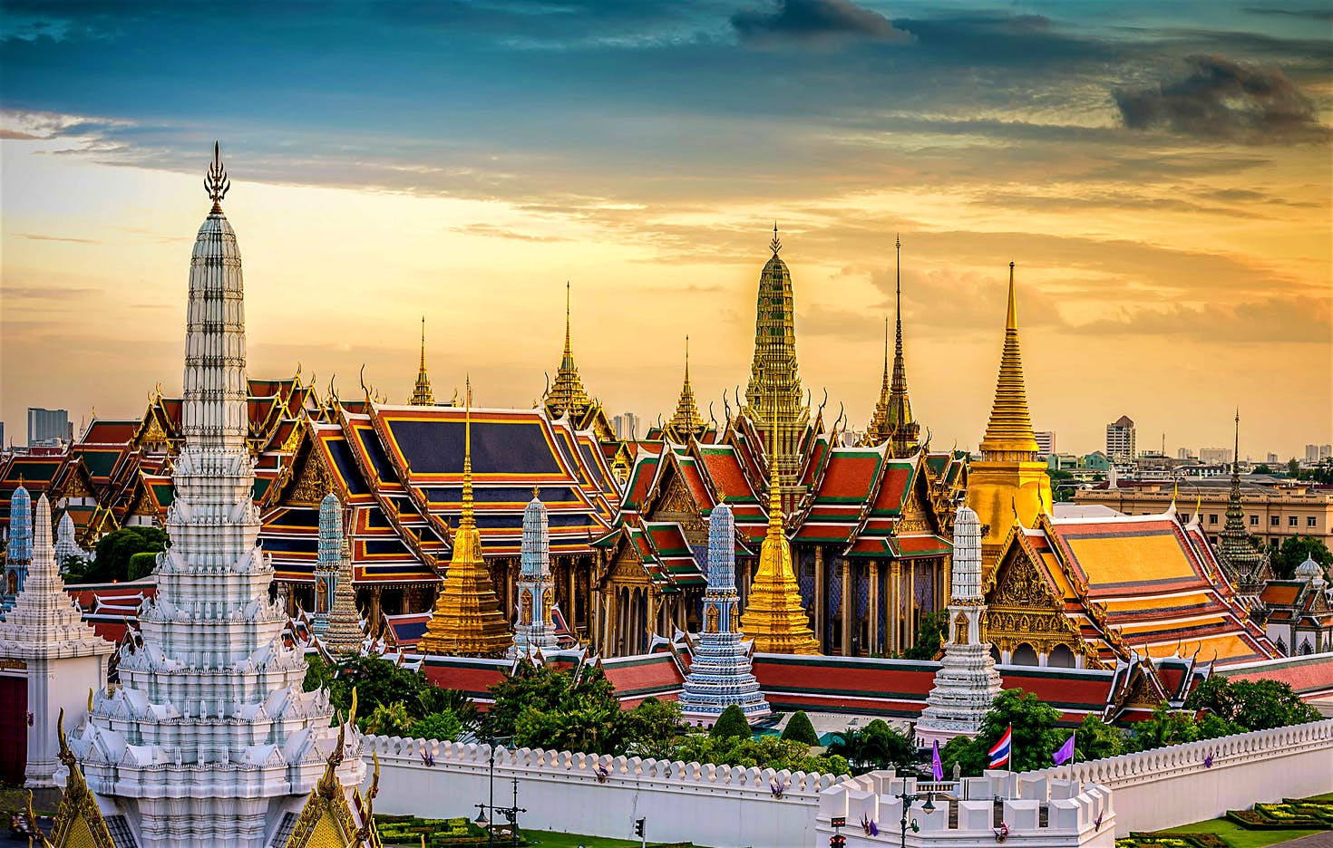 Destinos internacionales baratos para viajar cada mes - alquiler de carros en bangkok