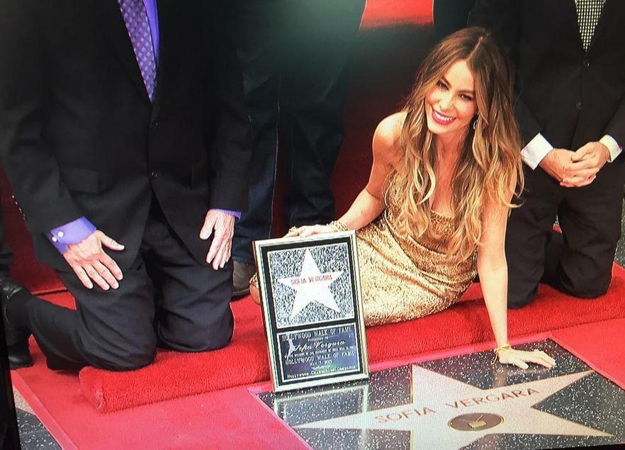 Qué hacer en Los Ángeles - Paseo de la fama Sofia Vergara