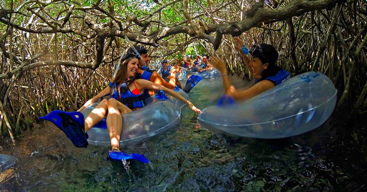 Parques de la Riviera Maya - Xelha